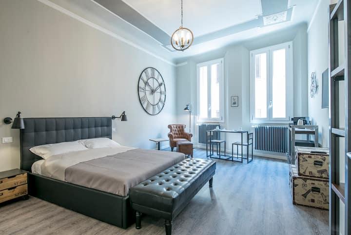 Steam House - Room & Breakfast - Suite Verne