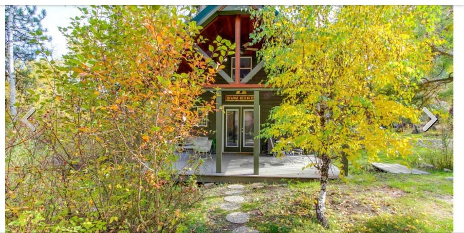 Cabin Retreat-Close to downtown, lake, & Brundage - McCall - Chatka