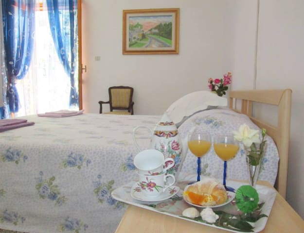 camera suite grande (B) - Roseto Capo Spulico Marina - Bed & Breakfast