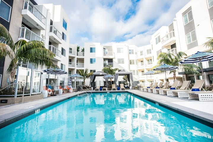 Luxury Suite w/ 2BD / 2 Bath near the beach!! - Laguna Niguel - Lakás