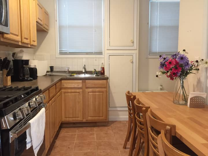 Cozy 3 BR Apartment NYC Time Square Parking