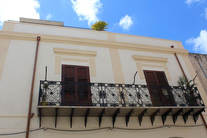 Palazzo TAORMINA casa vacanza - Castellammare del Golfo - Casa