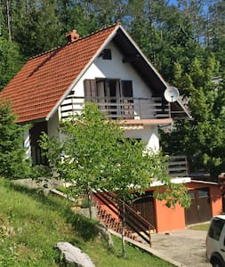 Charming Villa with an amazing view - Fužine