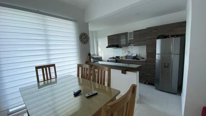 Hermoso Apartamento en Coveñas de 3 habitaciones