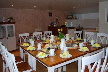 Bed und Breakfast Storchennest Schafflund - Schafflund - Bed & Breakfast