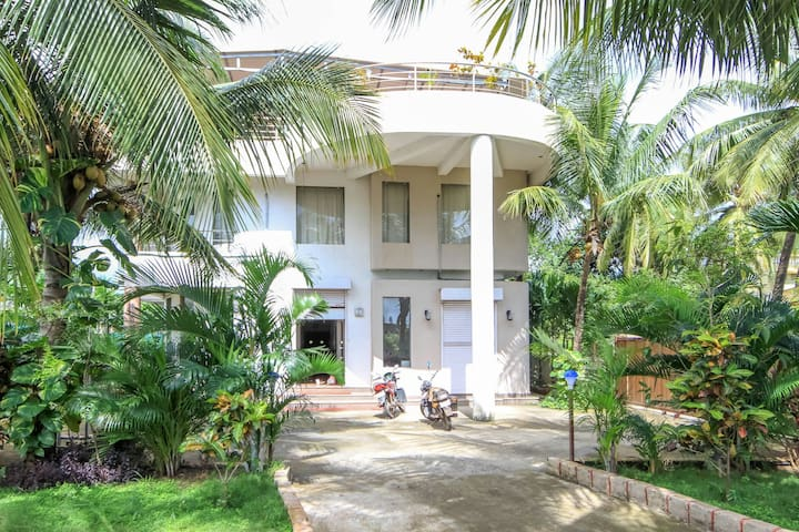 The Wavefront - Alibag - Bed & Breakfast