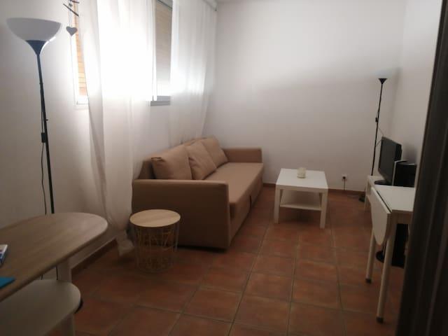 Studio dans résidence avec piscine à Toulon