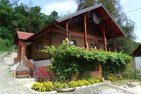 Authentisches Bauernhaus im schönen Zagorje