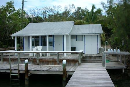 Captain's Seaside Cottage, Includes Dock! - Man O War