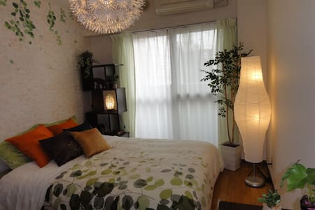 Roppongi - itchome st. 2 min. - Apartment