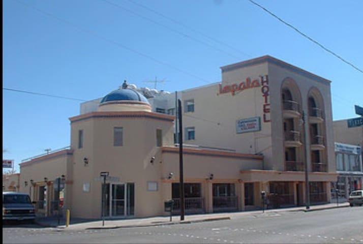 Hotel Impala  Zona centro