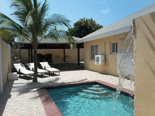 Apartment Noord Aruba with private pool