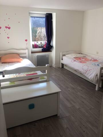 Chambres à belz 1 km de la Ria - Belz - Ev