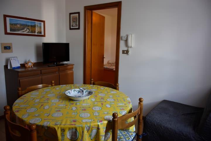 Apartment in the center of Coredo