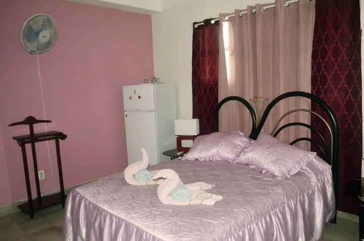 B&B Calle 23 - Triple Bedroom in Vedado