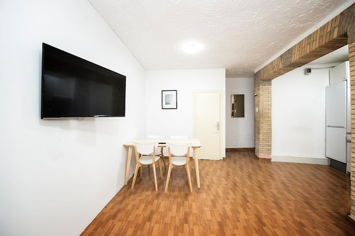 just renovated apartment close park guell