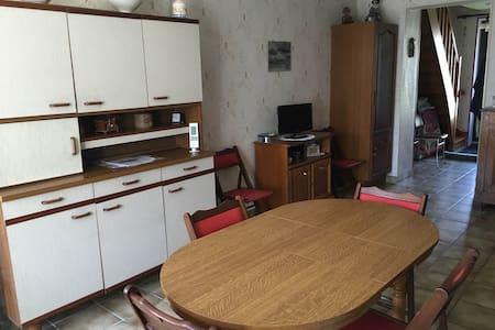 Maison de village - Autruy-sur-Juine - Haus