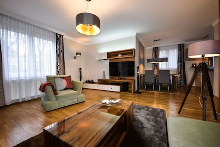 EXCLUSIVE apartment in Buda near to the Danube - 부다페스트(Budapest)