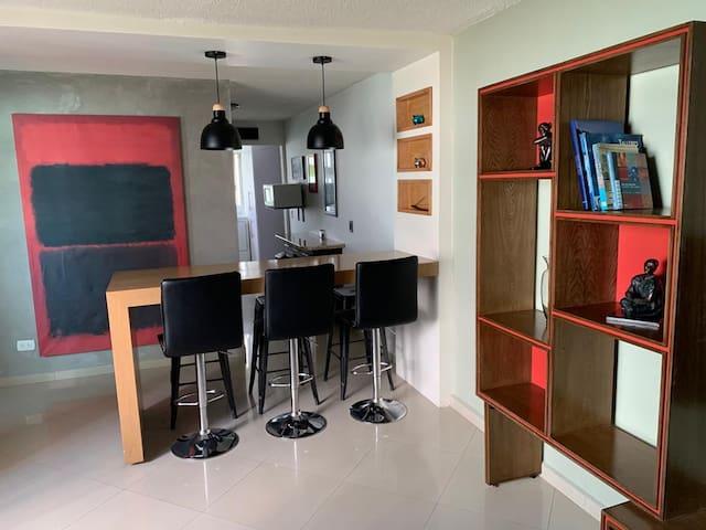 Cómodo y remodelado departamento en la mejor zona