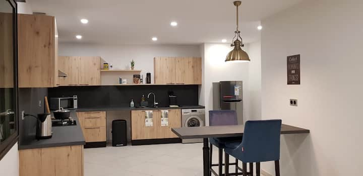 Appartement T3 Duplex, spacieux, Ivandry