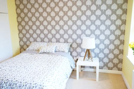Double room in friendly & relaxed house - Rathmines - Casa