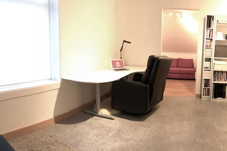 Nice apartment 5 minute walk from Central Station - Drammen