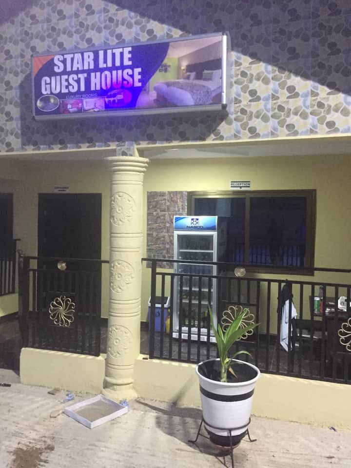 Starlite Guest House is unique and cheap