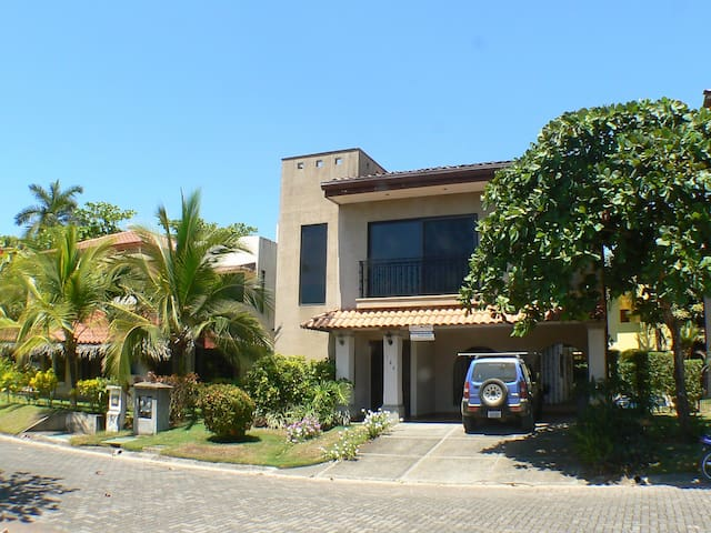 Casa Colonial at Hermosa Palms - Playa Hermosa - House