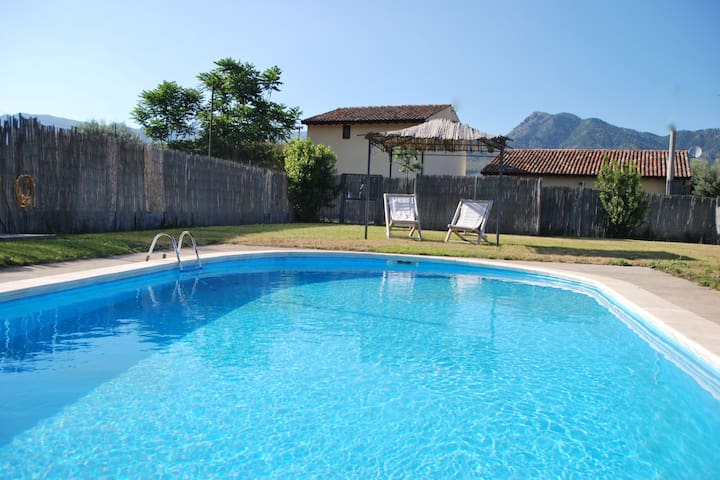 Unique Holiday rental villas. Great location. - Castiglione di Sicilia - Casa de camp