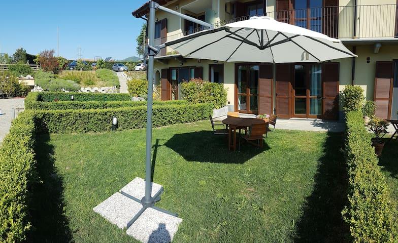 Appartamento con giardino Pino Tse - Pino Torinese - Квартира
