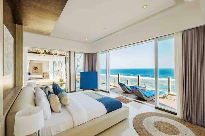 Villa 3bedroom Ocean View Nusadua