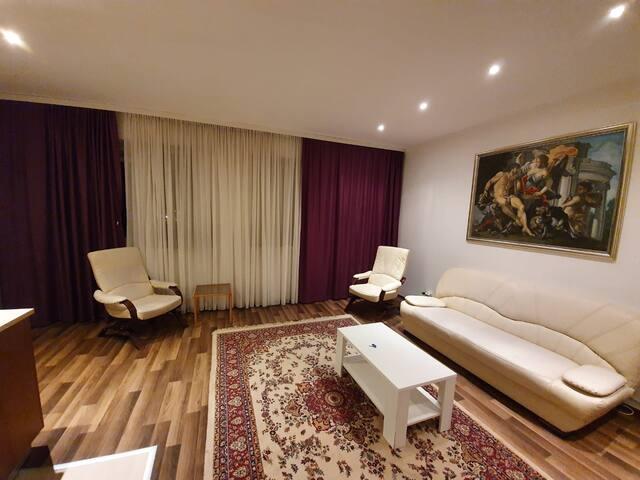Grand Apartment Rin Grand Hotel