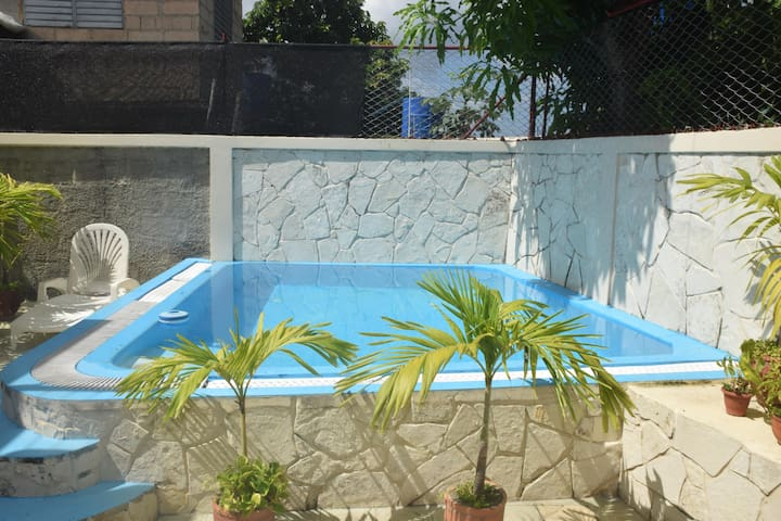 ApartHotel with pool in Havana