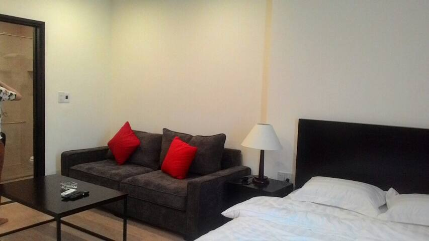 Apartment for rent on Van Cao Street - Hai Phong - Flat