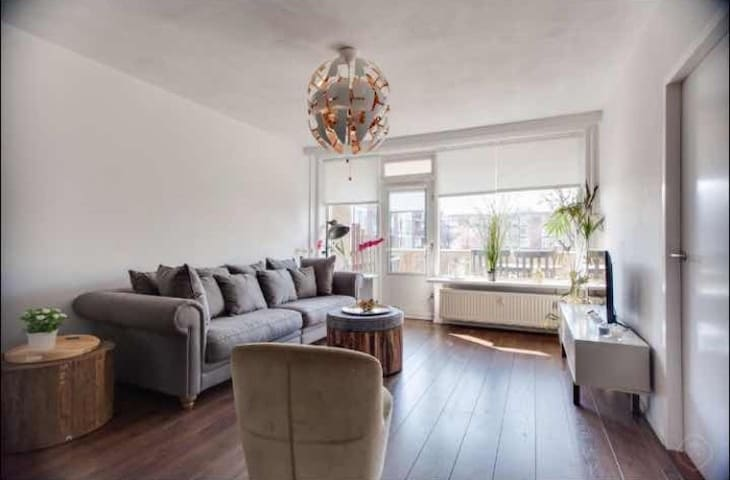 Comfortable/private apartment near Amsterm-Zuid