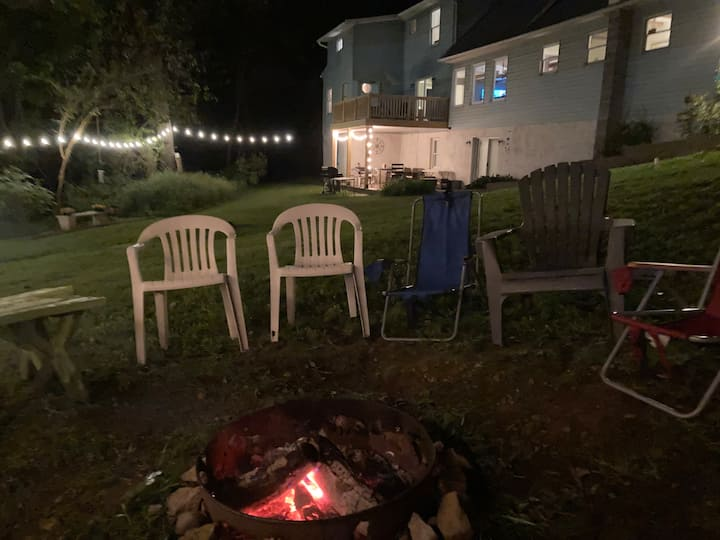 The Kintner Getaway with Amenities Included