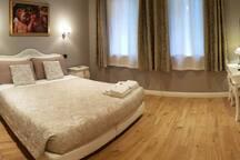 Camera Romantique Venise, Charm et Confort