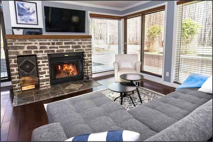 Living room- Salon