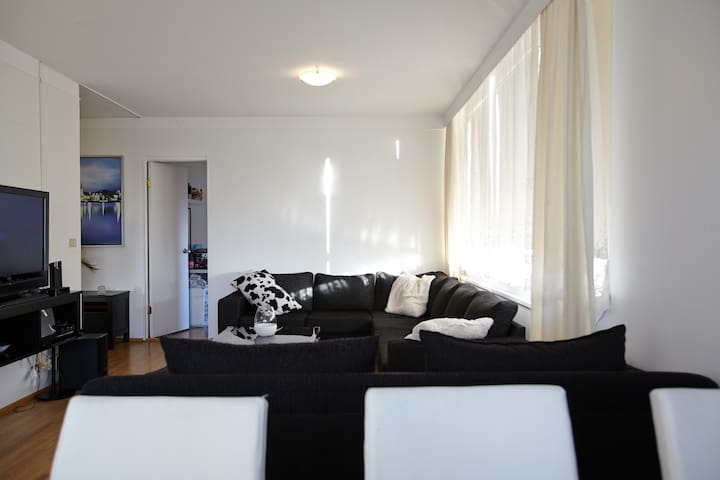Cozy, Beautiful n Centrally Located - Kópavogur - Leilighet
