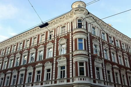 80 m2, 8 min to the city center, FREE PARKING! - Вена