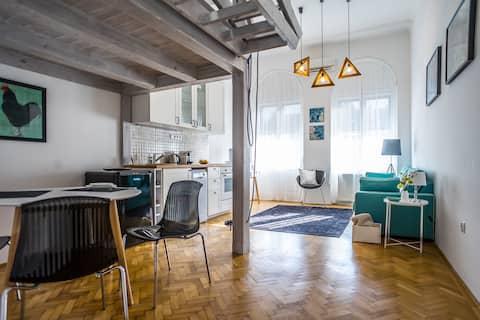 Ybl Apartment City Center