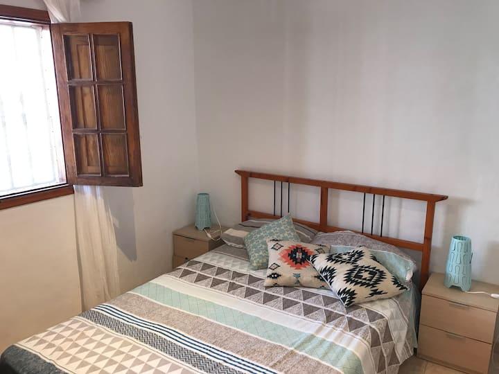 Habitación doble en Playa Honda