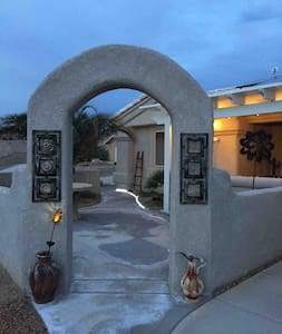 Havasu Oasis Guesthouse+kit+bath+private entrance