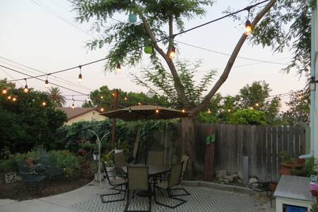 Sweet Space & Patio in MidCity, Great Location - Los Angeles