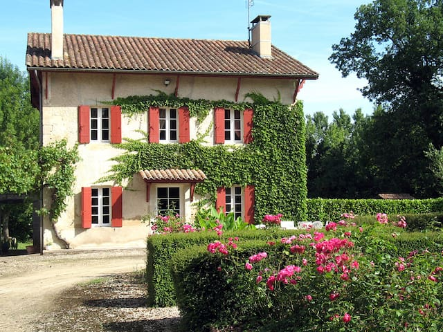 Holiday home in Montignac-de-Lauzun - Montignac-de-Lauzun - 一軒家