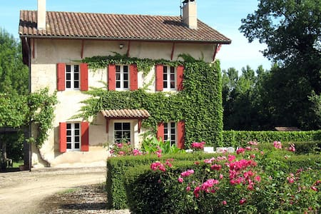Holiday home in Montignac-de-Lauzun - Montignac-de-Lauzun
