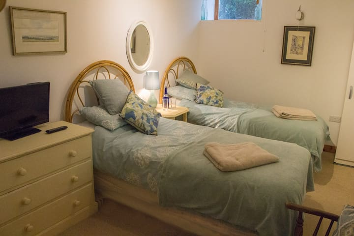 Twin room(ensuite - Fishguard