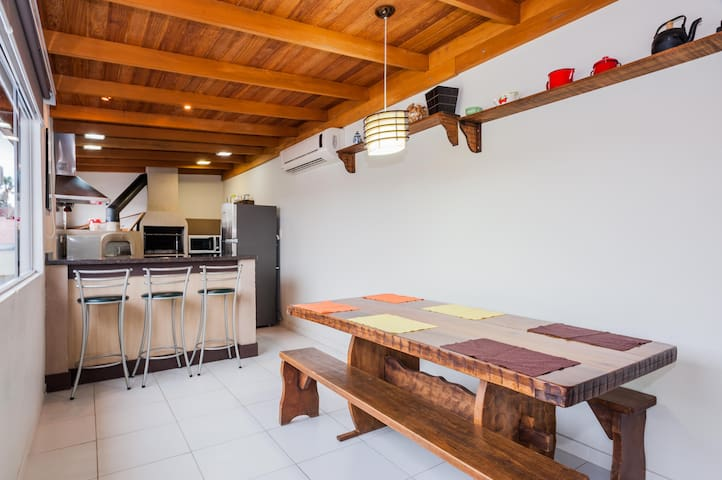 SUPERHOST : Amazing Home - Curitiba - Appartement
