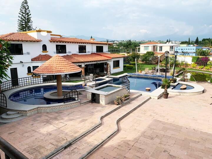 Habitación ideal en Oaxtepec.