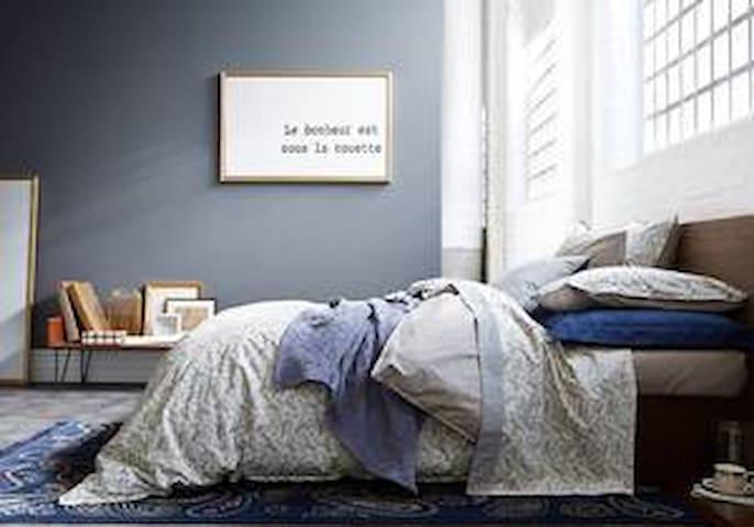 Chambre à Ma Campagne - Bruselas - Apartamento